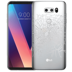 LG V30 Back Glass Replacement Singapore