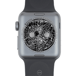 Apple Watch Back Glass Replacement