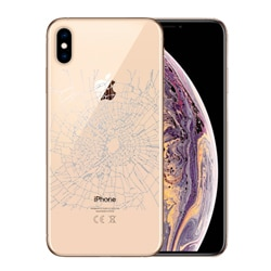 iPhone XS Back Glass Replacement Singapore