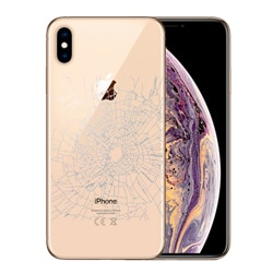 iPhone XS MAX Back Glass Replacement Singapore