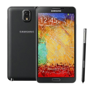 Samsung Note 3 crack screen replacement Singapore