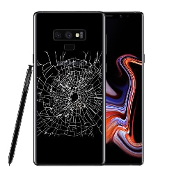 Samsung Note 9 Back Glass replacement Singapore