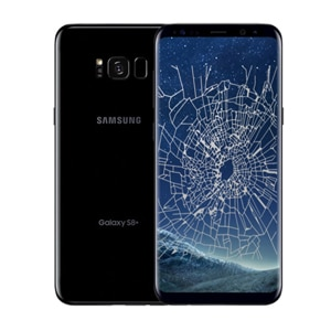 Samsung S8 Plus crack screen replacement Singapore