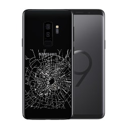 Samsung S9 Plus Back Glass replacement Singapore