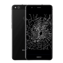 Huawei P10 crack screen replacement Singapore