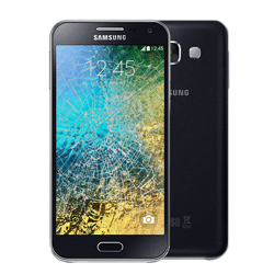 Samsung E5 crack screen replacement Singapore