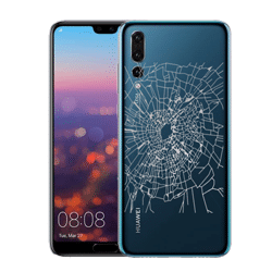 Huawei P20 Pro Back Glass replacement Singapore