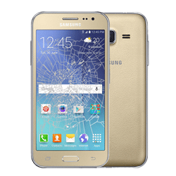Samsung J2 crack screen replacement Singapore