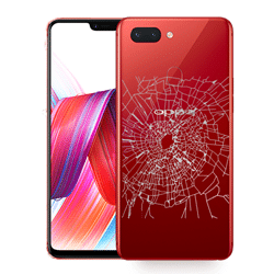 Oppo R15 Pro Back Glass replacement Singapore
