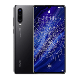 Huawei P30 crack screen replacement Singapore