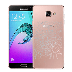 Samsung A7 2016 Back Glass replacement Singapore