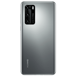 Huawei P40 Silver Frost
