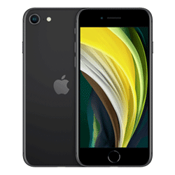 New iPhone SE 2020 Black For Sale Singapore
