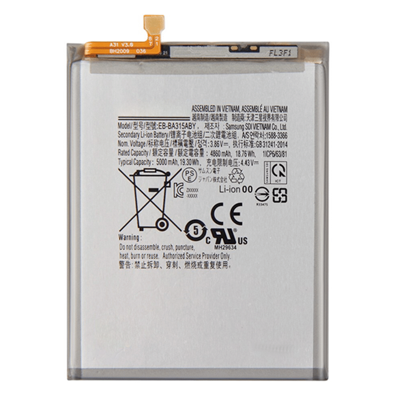 Samsung A31 Battery Replacement Singapore