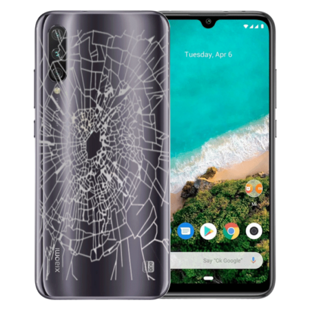 Xiaomi Mi A3 Back Glass Replacement Singapore