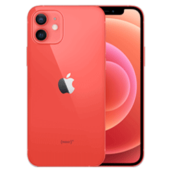 iPhone 12 Red Color