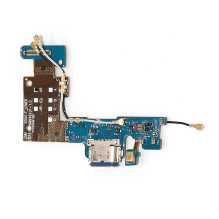 LG V50 charging port replacement