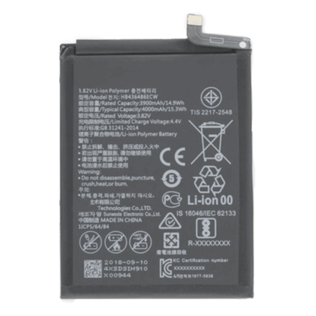 Huawei Honor View 20 Battery Replacement