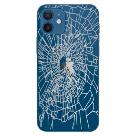 iPhone 12 Mini back glass replacement