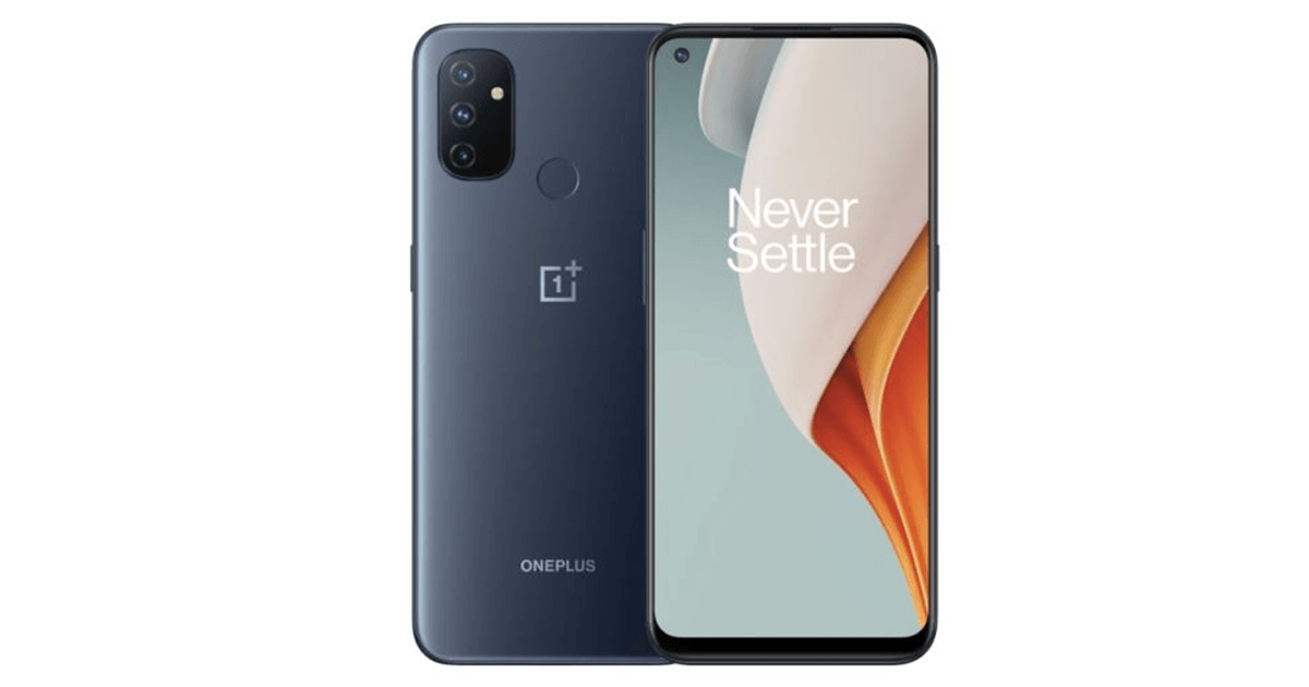OnePlus Nord N100 Color