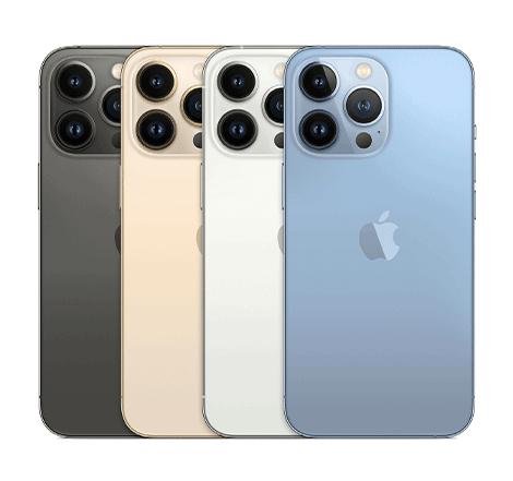 iPhone 13 Pro and iPhone 13 Pro Max Color